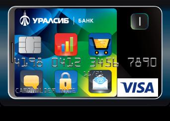 Уралсиб телефонная карта