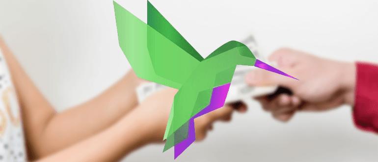 Сбербанк перевод колибри